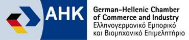 Logo of the German-Hellenic Chamber of Commerce and Industry